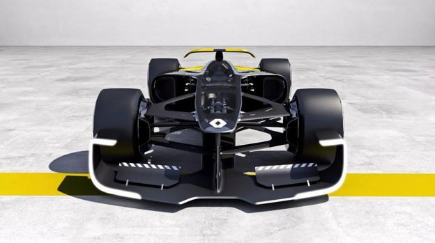 La Formula 1 del futuro di Renault - R.S.2027